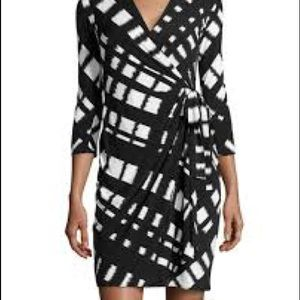 Stitch Fix Donna Morgan Guilia Wrap Dress NWT 12P